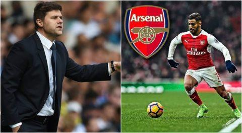 Tottenham lên kế hoạch nẫng tay trên mục tiêu của Arsenal