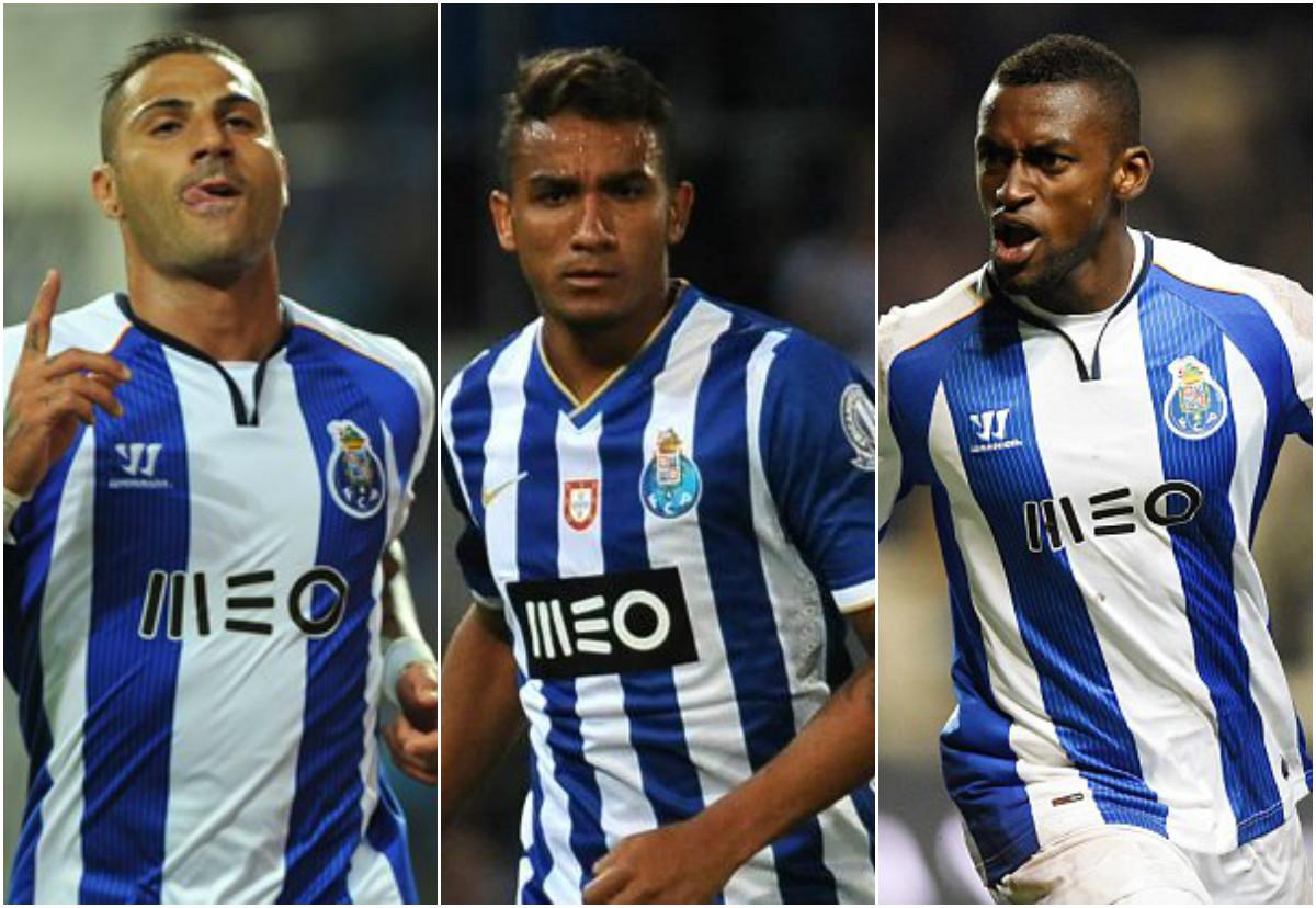 """Những ngôi sao bị """"chôn vùi"""" sự nghiệp khi rời Porto"""