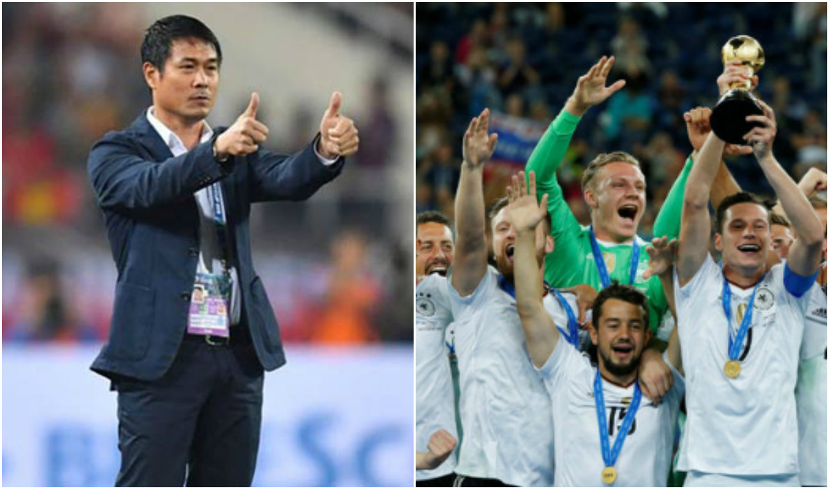 BXH FIFA tháng 7/2017: Việt Nam đứng thứ 3 khu vực, Đức chiếm ngôi đầu của Brazil
