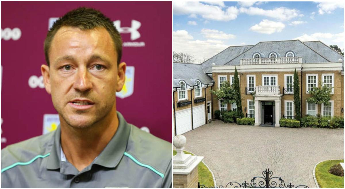 """Đột nhập biệt thự của Terry, băng trộm khét tiếng nước Anh """"ăn đủ"""""""