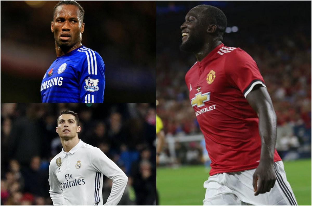 Lukaku và những phát biểu bất ngờ khi được so sánh với Ronaldo, Drogba