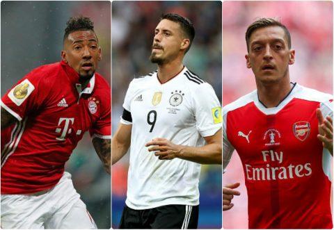 Số phận trái ngược của dàn sao U21 Đức đăng quang EURO 2009