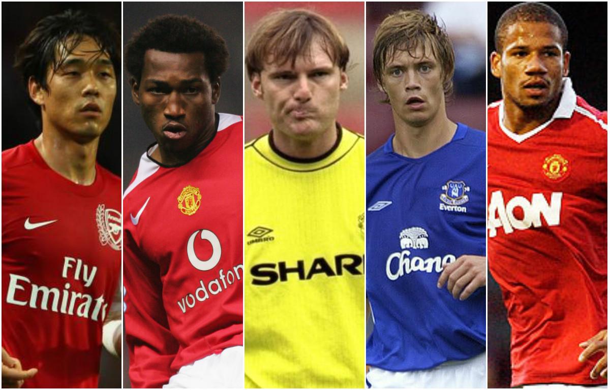 Đội hình tệ nhất lịch sử Premier League: MU góp mặt 3 đại diện