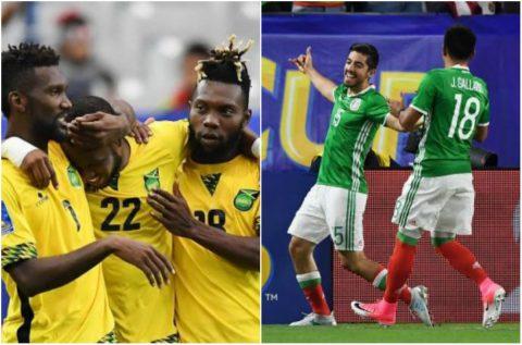 Tứ kết Gold Cup 2017: Jamaica và Mexico giành quyền vào bán kết