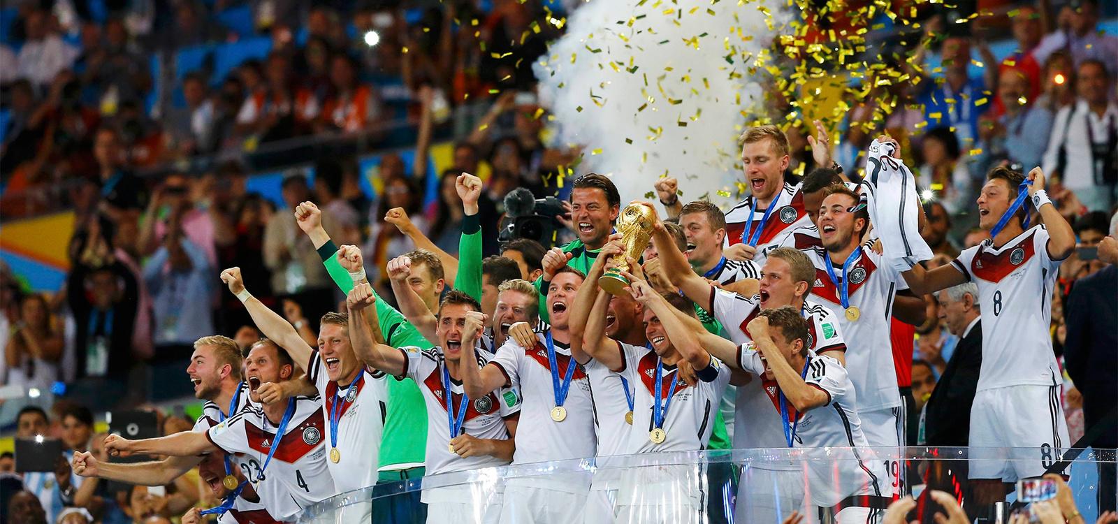 Bóng đá Đức và cuộc cách mạng vĩ đại từ 3 năm trước