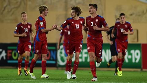 Bảng A U19 châu Âu: CH Séc sánh bước cùng Bồ Đào Nha vào bán kết
