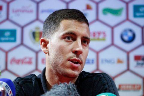 Eden Hazard dập tắt tham vọng của Real bằng…một cuộc điện thoại