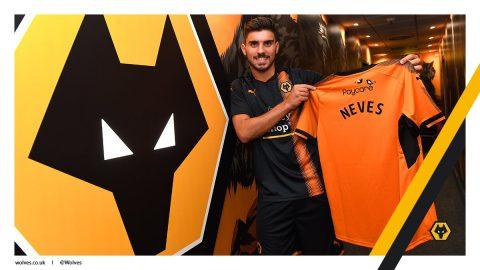 SỐC: Từ chối nhiều đại gia châu Âu, Ruben Neves bất ngờ gia nhập đội bóng hạng nhất Anh
