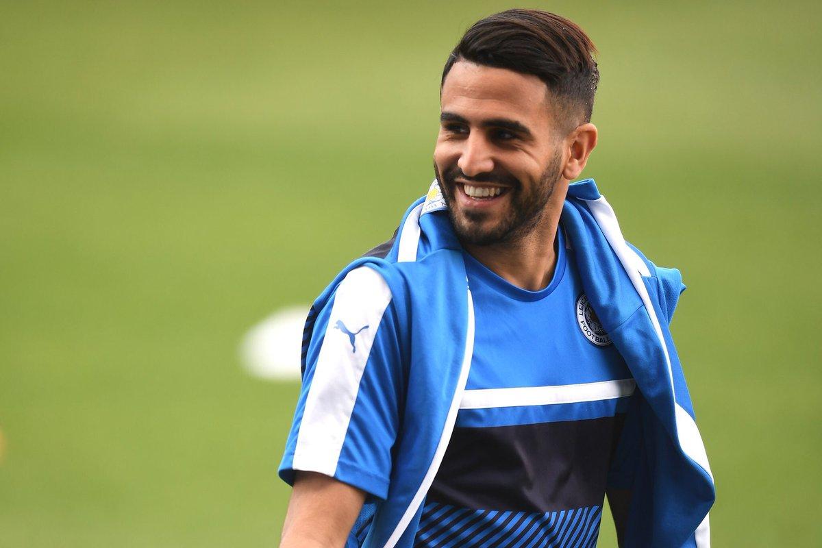 Tottenham gia nhập cuộc đua giành chữ ký của Mahrez