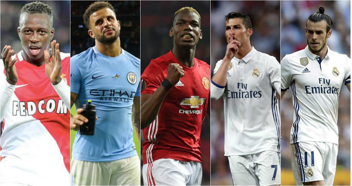 Đội hình đắt giá nhất thế giới bóng đá theo từng vị trí: Thủ Man City, công Real
