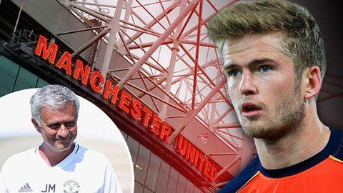 Tin vui cho MU, Eric Dier bật đèn xanh muốn làm việc cùng Mourinho