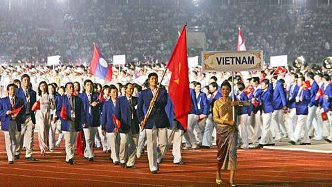 Đoàn TTVN tham dự SEA Games sẽ cắt giảm nhân sự