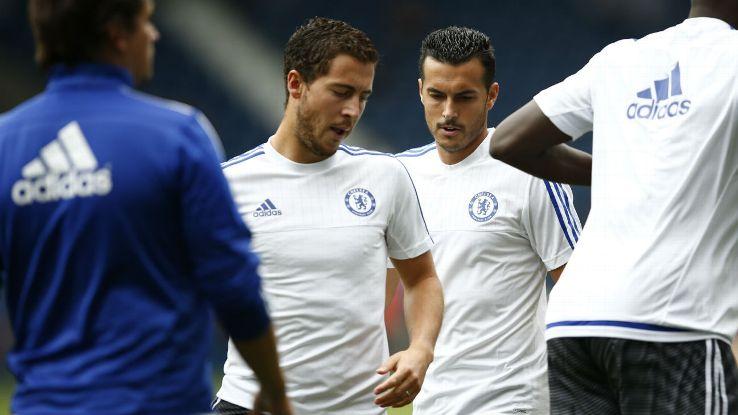 """Sao Chelsea nhập viện sau khi lĩnh trọn """"cú đấm"""" của Ospina"""
