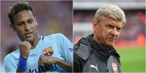"""Điểm tin chiều 31/07: Wenger trấn an CĐV Arsenal; Neymar """"trêu ngươi"""" Barca trước ngày ra đi?"""