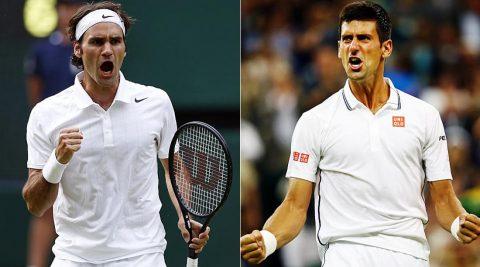Phân nhánh Wimbledon 2017: Fedex đụng độ Nole