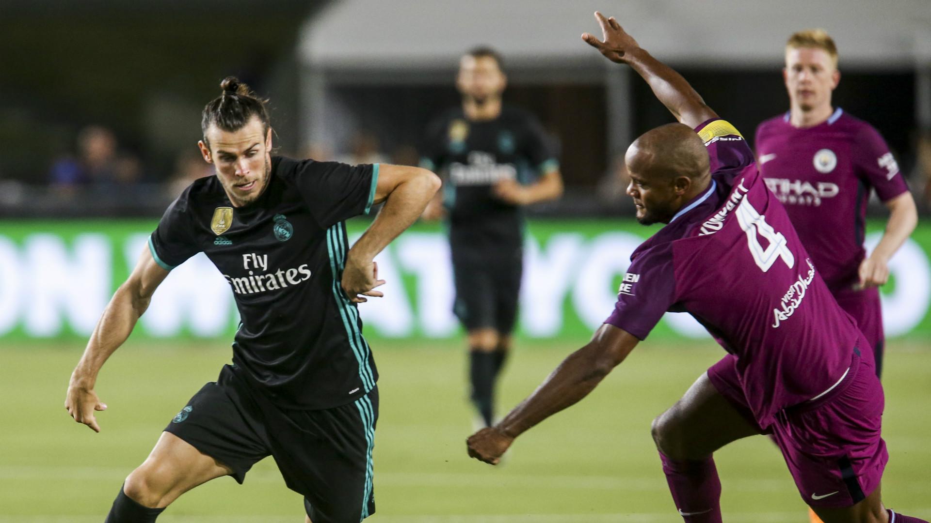 5 điểm nhấn trận Man City – Real Madrid: Sắc xanh lên tiếng
