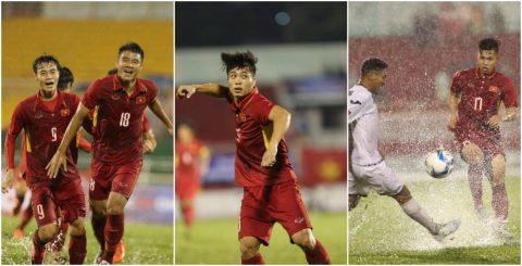 Chấm điểm trận U22 Việt Nam 4-0 U22 Đông Timor: Ai là cái tên hay nhất?