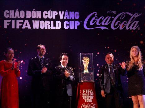 Indonesia cùng Việt Nam tranh quyền đăng cai World Cup 2034