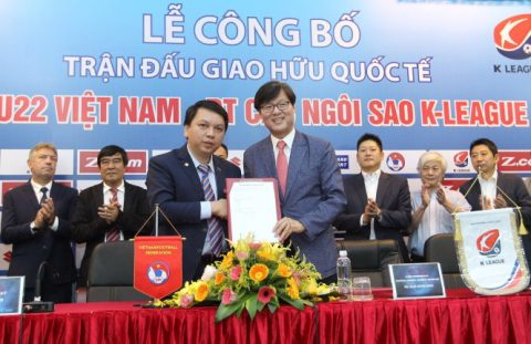 HLV Ngôi sao K.League thẳng thắn khen ngợi U22 Việt Nam trước trận giao hữu