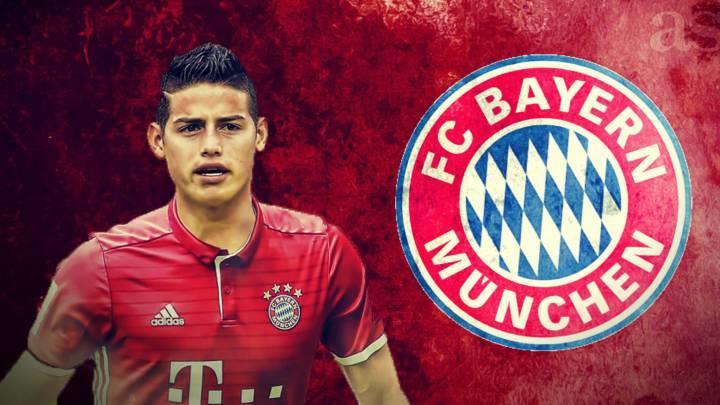 Đội hình siêu khủng của Bayern Munich mùa giải tới với sự xuất hiện của James Rodriguez