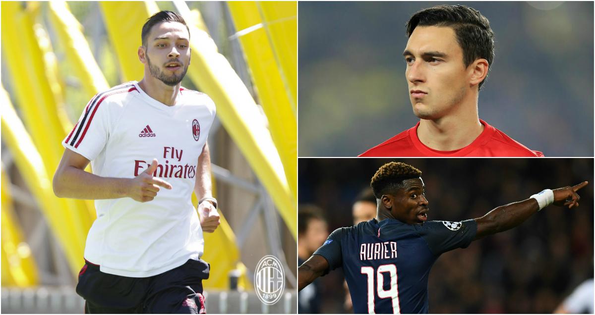 5 ứng viên thay thế Danilo mà Juventus nên cân nhắc