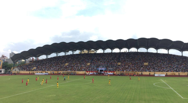 Chưa kịp đá V.League, Nam Định đã bất ngờ nhận án phạt từ VFF