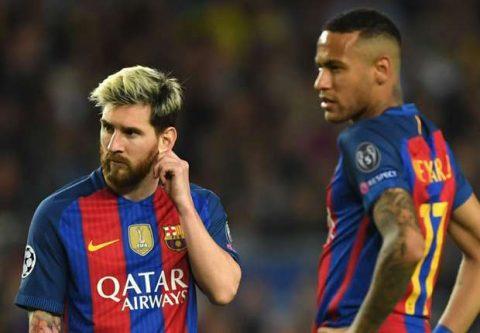 Messi chỉ định cái tên cực kỳ chất lượng thay thế nếu Neymar ra đi