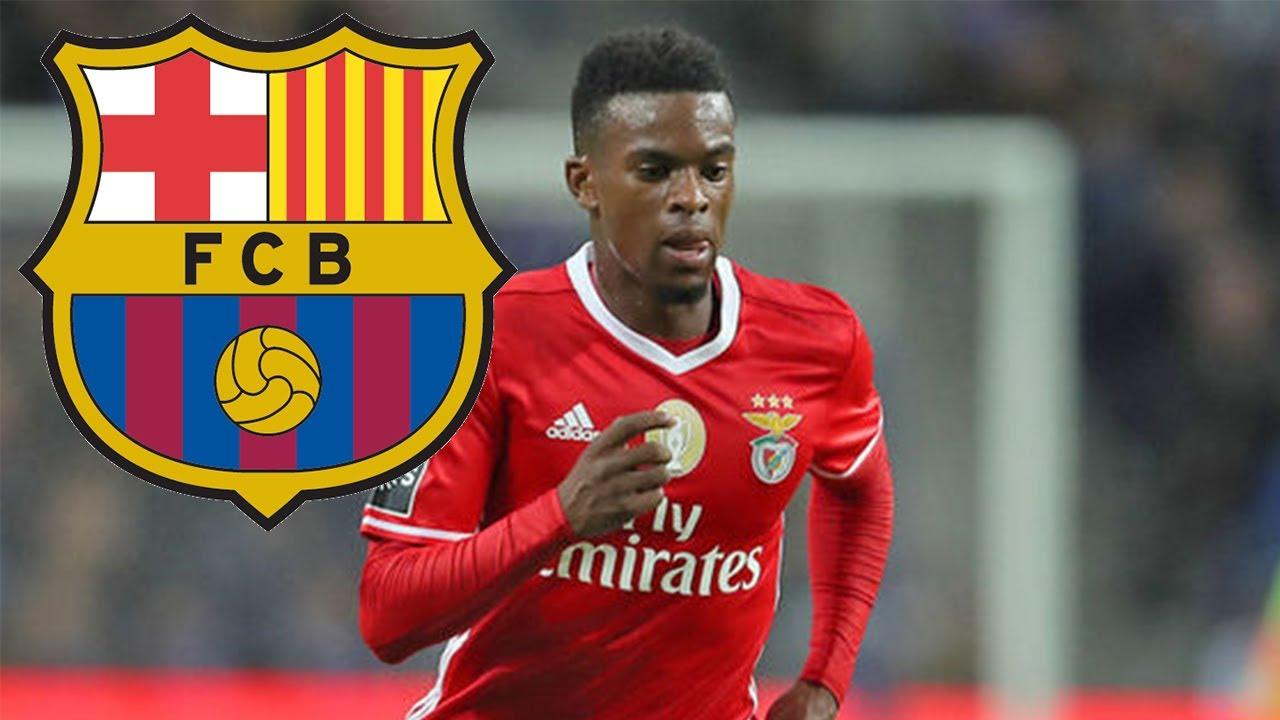 CHÍNH THỨC: Barcelona xác nhận chiêu mộ thành công hậu vệ phải của Benfica