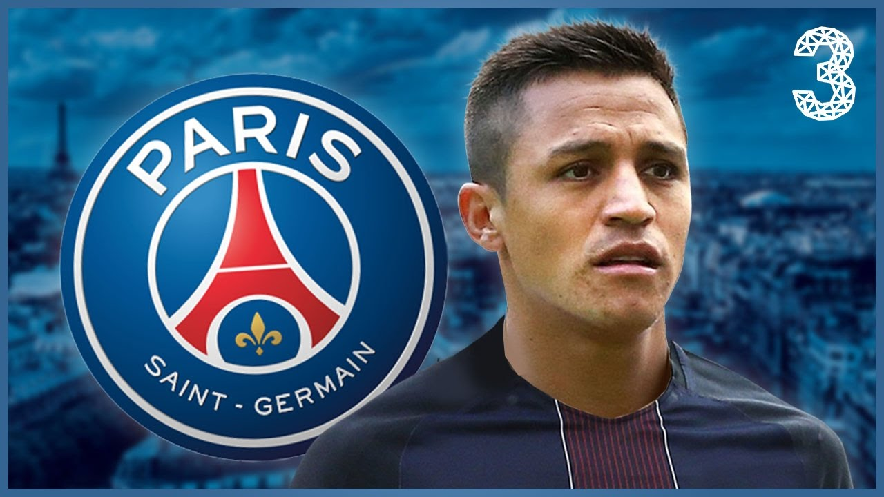 NÓNG: Alexis Sanchez có mặt ở Paris, chuẩn bị gia nhập PSG
