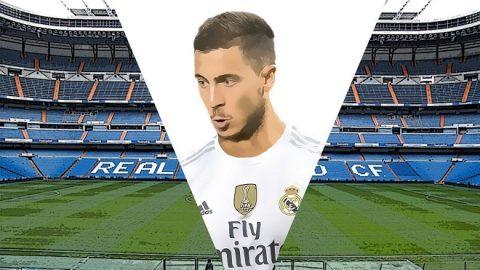 Điểm tin chiều 07/7: Real tính chuyện trở lại thương vụ Hazard
