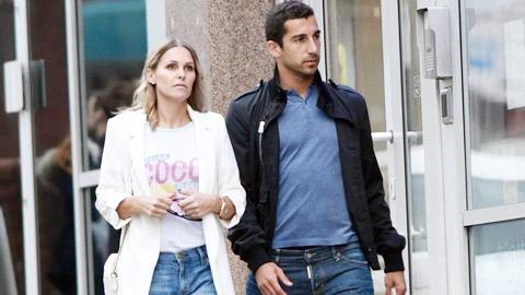 Mkhitaryan dính nghi án cặp kè vợ cũ của cựu sao Liverpool