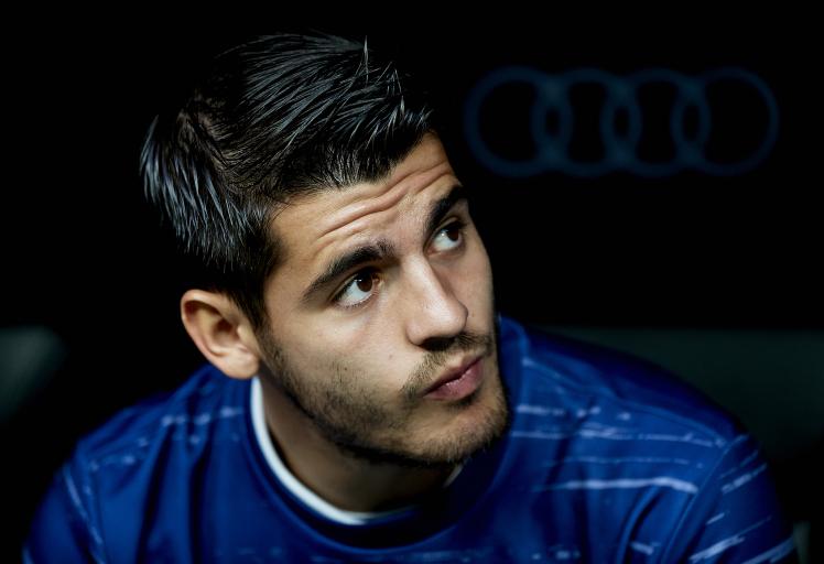 Alvaro Morata: Con tốt đáng thương trên bàn cờ MU – Real