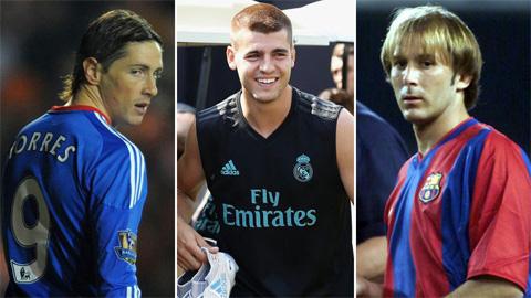 Gia nhập Chelsea, Morata sẽ phá kỷ lục chuyển nhượng của người Tây Ban Nha