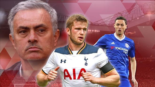 Đây chính là lý do Mourinho nên lựa chọn Dier hơn là Matic