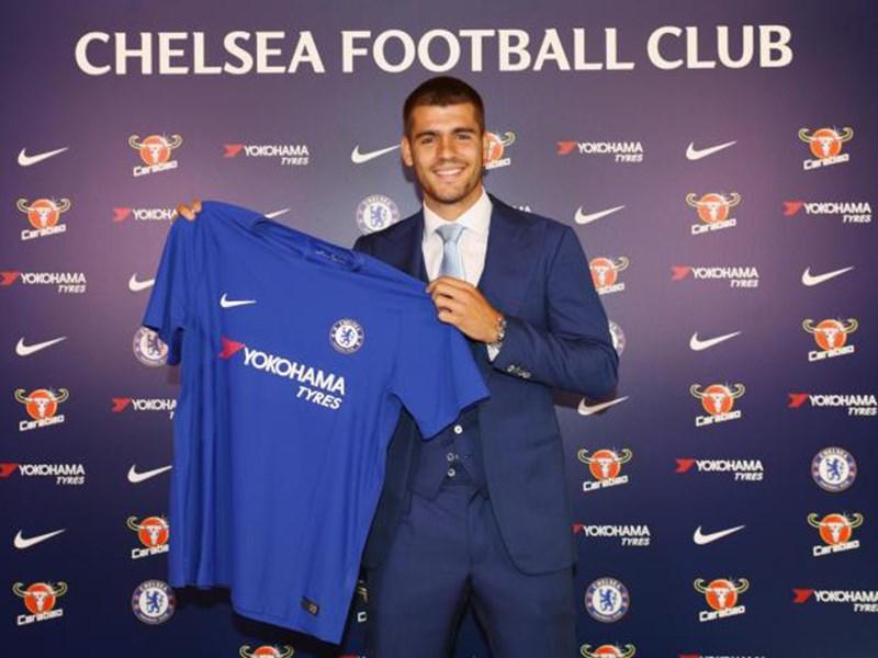 """Real bán Morata, đòi Chelsea """"trả lễ"""" bằng cái tên trị giá 80 triệu bảng này?"""