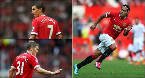"""10 ngôi sao """"không thể sáng"""" tại Manchester United"""