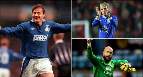 5 cầu thủ từng rời MU để đến Everton trong quá khứ