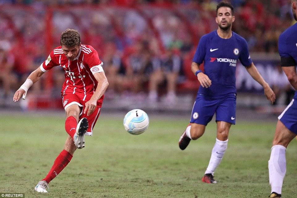 VIDEO: Chelsea 2-3 Bayern Munich (ICC 2017)