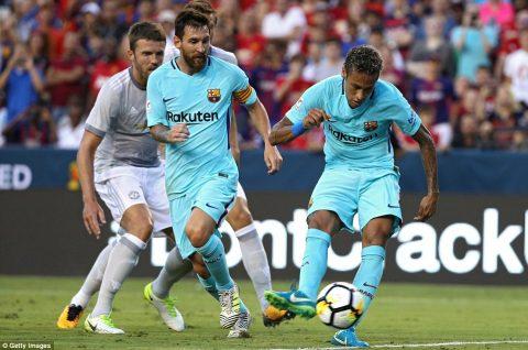 VIDEO: Barcelona 1-0 Man United (ICC 2017)