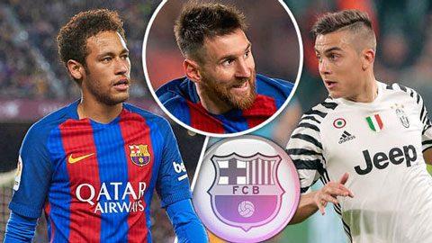 TIN CHUYỂN NHƯỢNG 24/07: Messi xác nhận muốn đá cặp với Dybala; Inter 'bật đèn xanh' bán Perisic cho MU