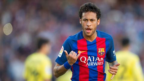 Neymar gây phẫn nộ khi mò vào phòng thay đồ Real