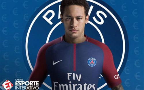 Neymar chính thức lên tiếng trước tin đồn gia nhập PSG với giá khủng