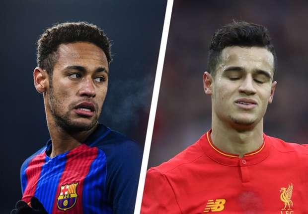 Neymar sắp đi, Barca gấp rút nâng giá hỏi mua Coutinho