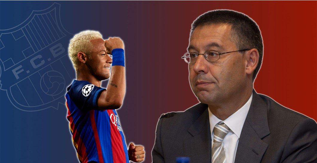 Sếp lớn Barca lôi luật của UEFA ra dọa dẫm PSG vụ Neymar