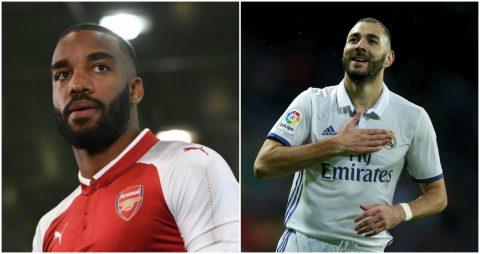 Top 10 tay săn bàn hiệu quả nhất châu Âu: Ngả mũ trước tân binh Arsenal