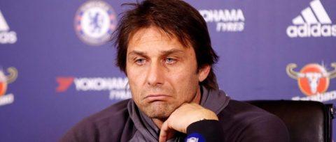 Thất vọng vì hụt Lukaku, Antonio Conte tính rời Chelsea