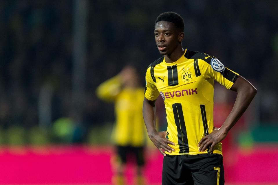 Mua Ousmane Dembele, Barca sẽ được gì?