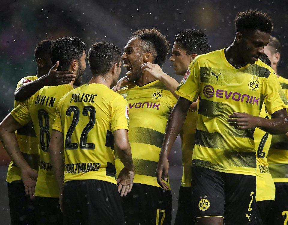 NÓNG: Aubameyang chắc chắn sẽ ở lại Dortmund