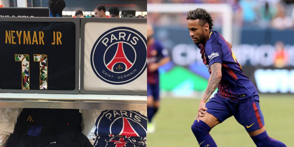 NÓNG: PSG và Barca đồng loạt tổ chức họp báo, chốt hạ tương lai Neymar