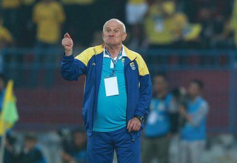 """""""Bố già"""" Petrovic đánh giá cao 2 sao trẻ HAGL"""